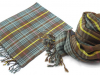 foulards-glenprince-2017-carreaux-tartans-kaki