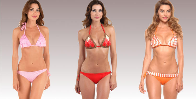 Les maillots de bain Pin Up Collection 2014