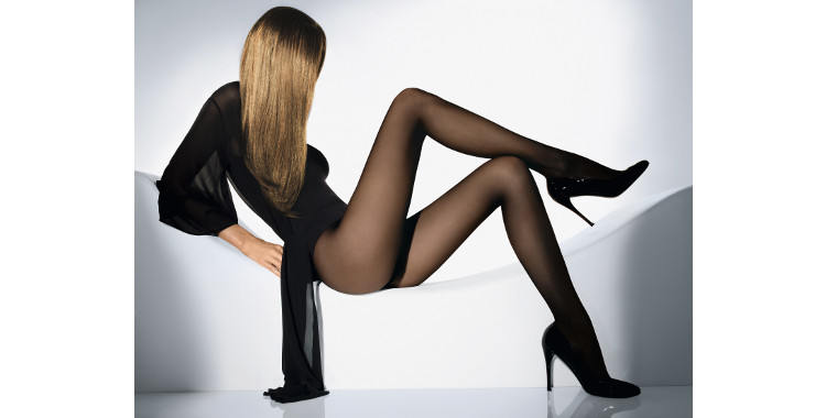 Collants classiques Wolford Individual 10